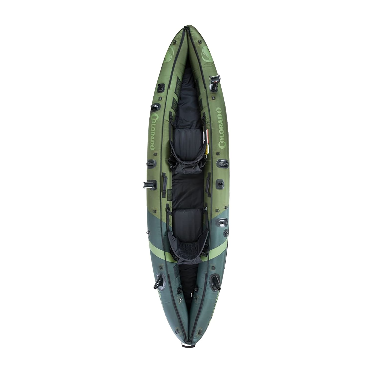 Amazon Sevylor Coleman Colorado 2 Person Fishing Kayak