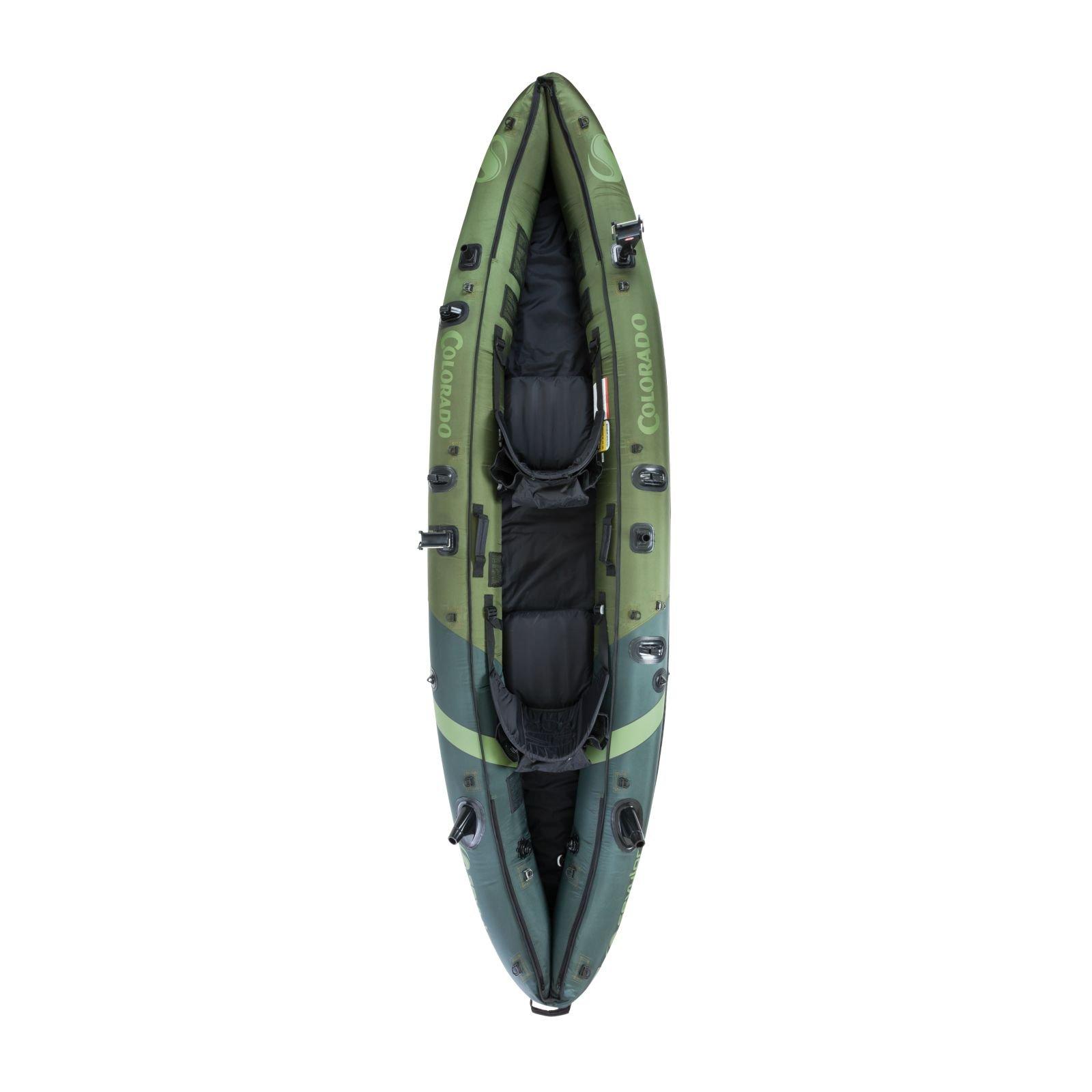 Sevylor Coleman Colorado 2-Person Fishing Kayak by Sevylor (Image #3)