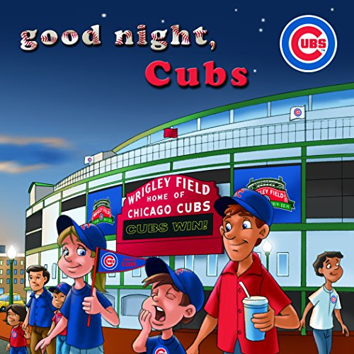 Onesie Cubs Chicago (Good Night, Cubs)
