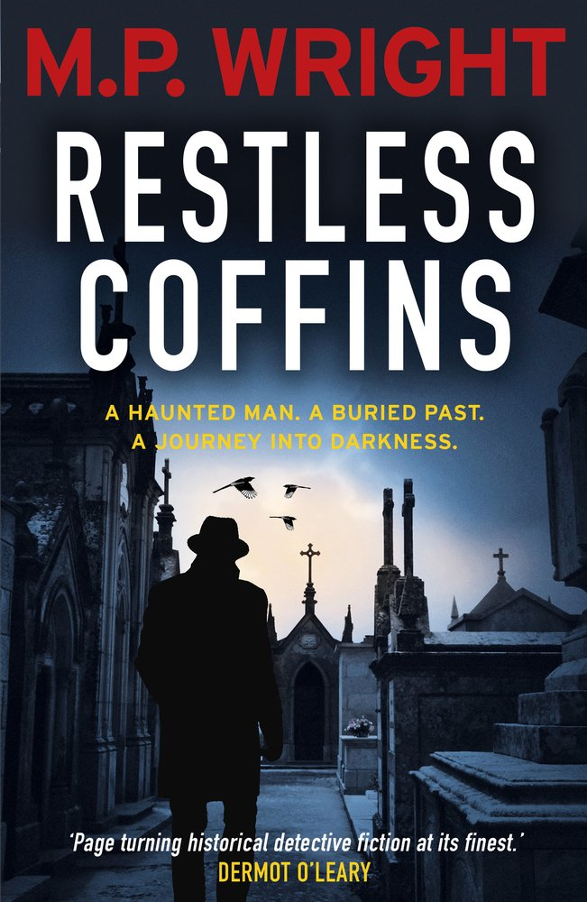 Read Online Restless Coffins (J.T. Ellington Trilogy) pdf