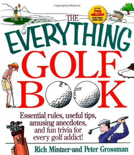 Everything Golf Book (Everything Series)