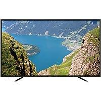 Hitachi 139.7 cm (55 inches) 4K Ultra HD Smart LED TV LD55SYS04U (Black) (2019 Model)