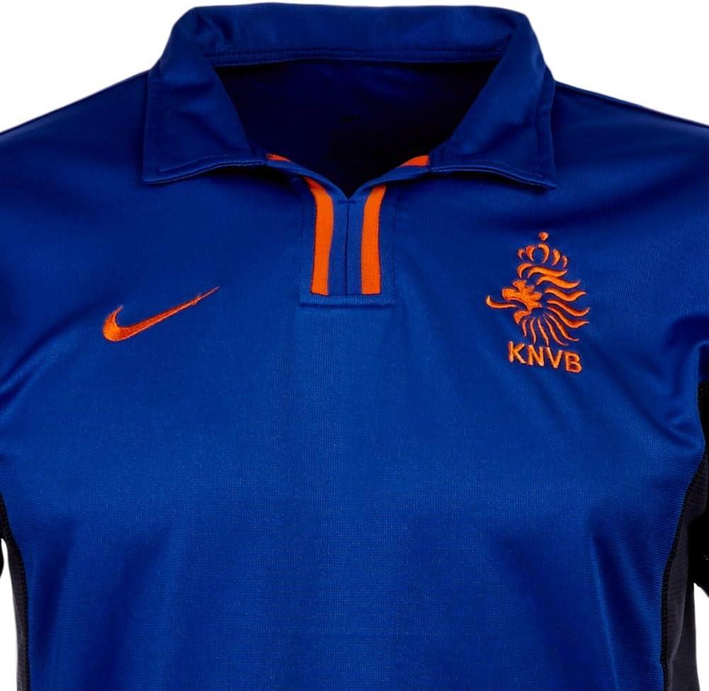 Nike 460976-407 - Camiseta de la selección holandesa para niño ...