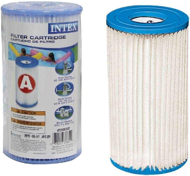 Intex Type A or C Filter Cartridge for Pools