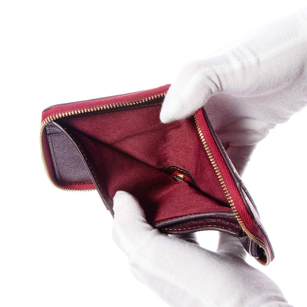 2b6801cc9571 日本亚马逊代购 - 2019新品 ミニ財布レディース 折り畳み財布 二つ折り スターグリッター YKKファスナー ラウンドファスナー zoone -  任意门日淘