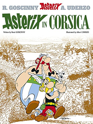 Goscinny and Uderzo Present An Asterix Adventure: Asterix in Corsica