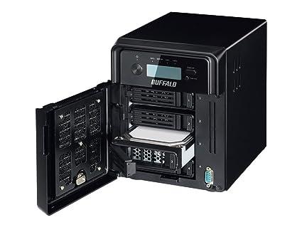 Buffalo TeraStation 3400 - Servidor NAS (12 TB, SATA 3 Gb/s, HD 3 TB x 4, RAID 0, 1, 5, 6, 10, JBOD): Amazon.es: Oficina y papelería