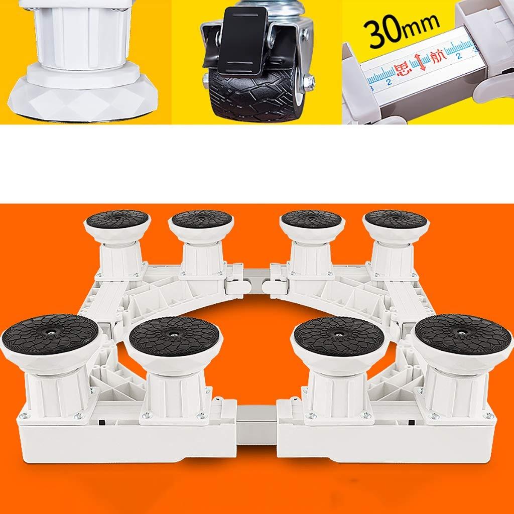 超安い品質 乾燥機 B さいず、洗濯機、冷蔵庫のための多機能可動調節可能なベースフィート (サイズ さいず : B) B) B B07GDMDJCC, 新品即決:ba929b27 --- gfarquitetura.com