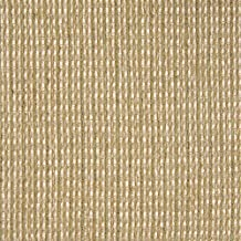 Seagrass Neutral Solid Stripe Woven Chenille Upholstery Fabric by the yard