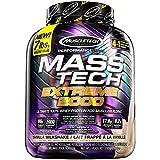 MuscleTech Mass Tech Extreme 2000, Mass Gainer Powder, Vanilla Milkshake, 7 Pound