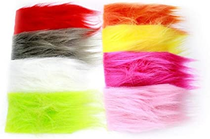 Hareline Best Fly Tying Baitfish Streamer Hair Material EXTRA SELECT CRAFT FUR