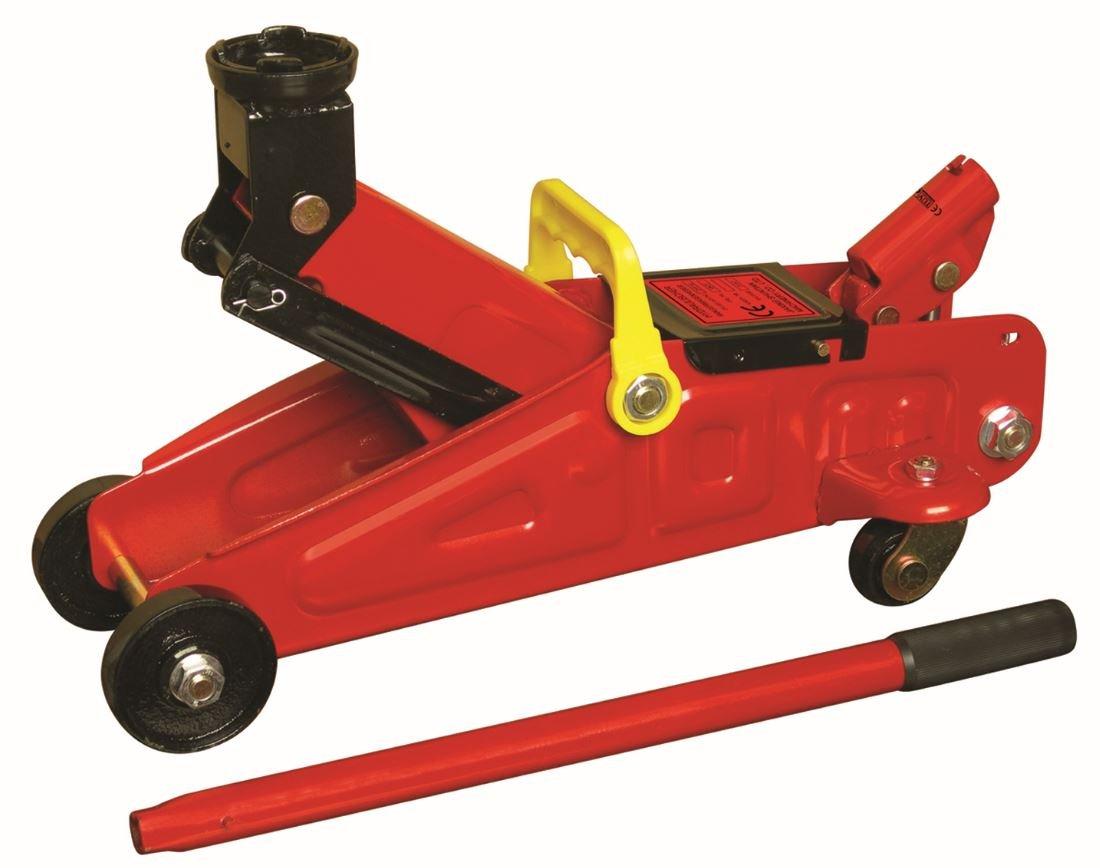 Crick Cricchetto Idraulico per Auto Martinetto Carrello Sollevatore - 2 TONNELLATE. Escursione: 135-305 mm. Eurobrico