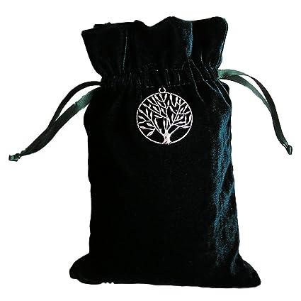Amazon.com: Quixotic Creations Tarot Rune Gift Bag with ...