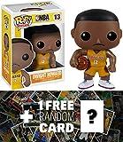 Dwight Howard: Funko POP! x NBA Vinyl Figure + 1 FREE Official NBA Trading Card Bundle