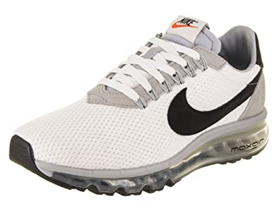 Men's Air Max LD-Zero Summit White/Black Wolf Grey Running Shoe 10.5 Men US