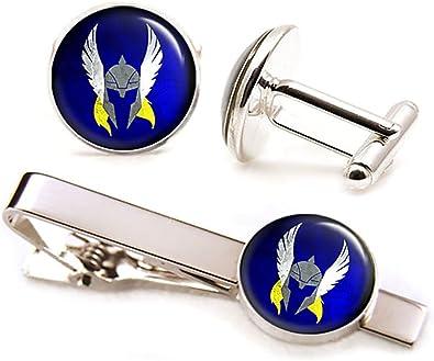 Clip de corbata, gemelos, Thors martillo de Thor joyas de los ...