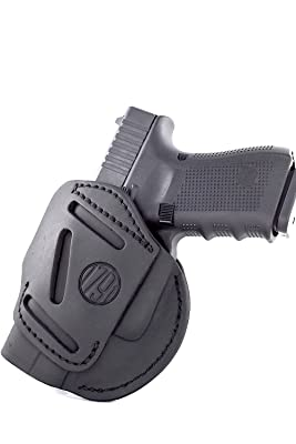 1791 GunLeather 4-WAY Glock 19 Holster