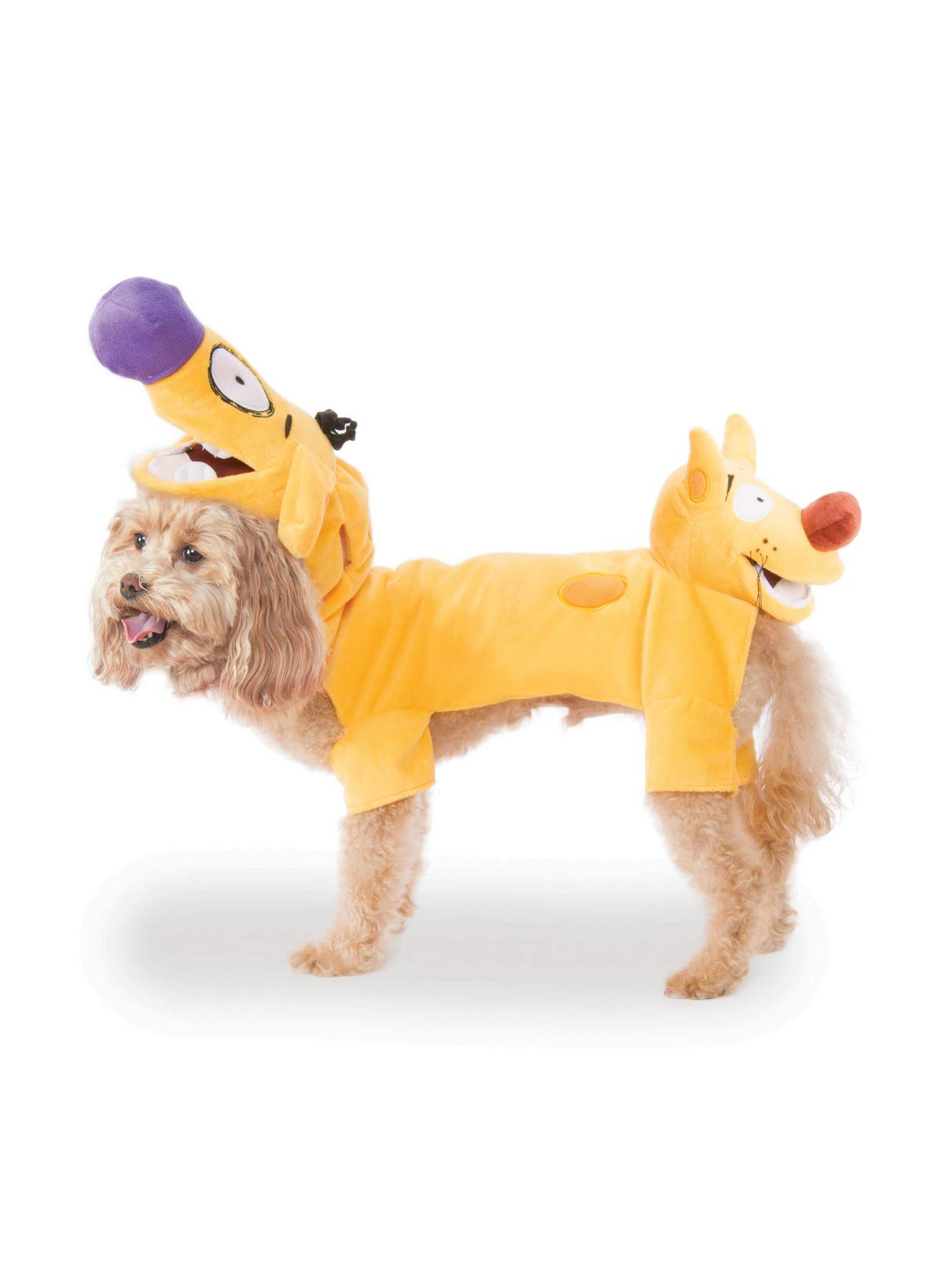 Rubie's Nickelodeon Catdog Pet Costume, Medium by Rubie's