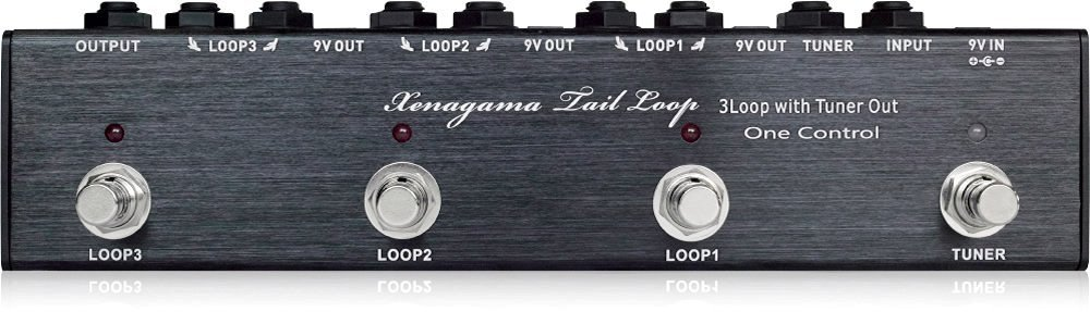 One Control Xenagama Tail Loop