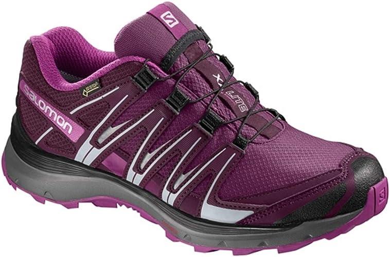 SALOMON Damen Xa Lite GTX Traillaufschuhe, violett, 43 EU