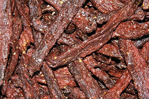 Honey Chipotle BBQ Beef Jerky by Dublin Jerky | Sweet & Spicy BBQ Flavor, No MSG, Low Fat - 8 - Flavor Beef Bbq