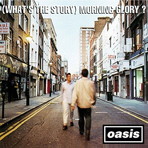 Oasis Whats The Story Morning Glory Album Cover Official New Single Coaster
