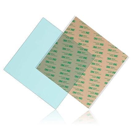 300 x 300 x 1 mm PEI Hoja ABS PLA Superficie de construcción for ...