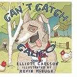 Can't Catch Calico by Elliott Carlson (2015-07-31)