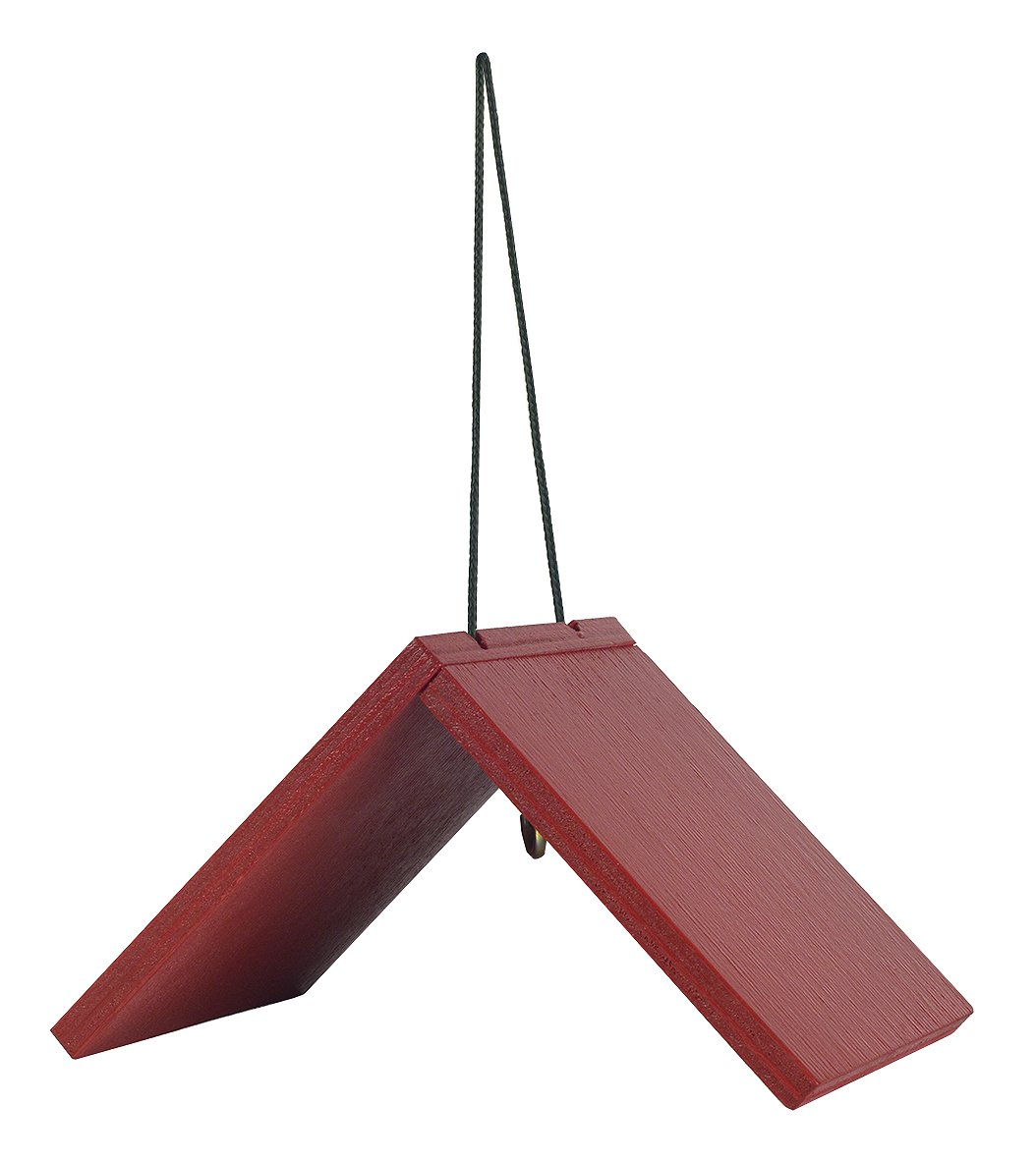 Erdtmanns Suet Ball Shelter, Red