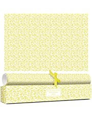 LA BELLEFÉE Scented Drawer Liners, 6-Sheets Scent Paper Liner (Vanilla), Scent Paper Liners for Drawers, Closet,Dresser Shelf, Linen Closet, Vanity