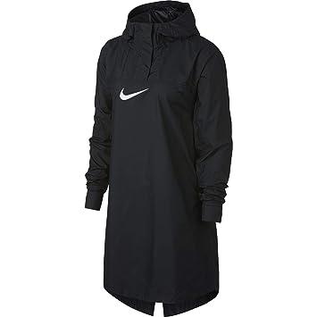 Nike W NSW SWSH JKT - Chaqueta, Mujer, Negro(Black/White): Amazon.es: Deportes y aire libre
