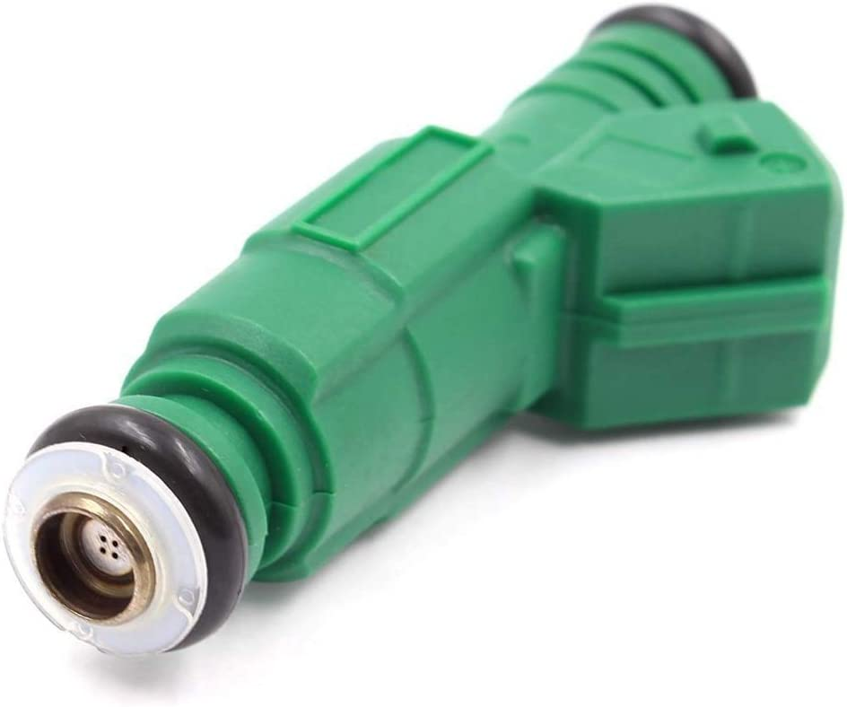 SaferCCTV Green Giant Fuel Injector Replacement for Bosch 42 lb Motorsport Racing 440cc Replacement Part# 0280155968