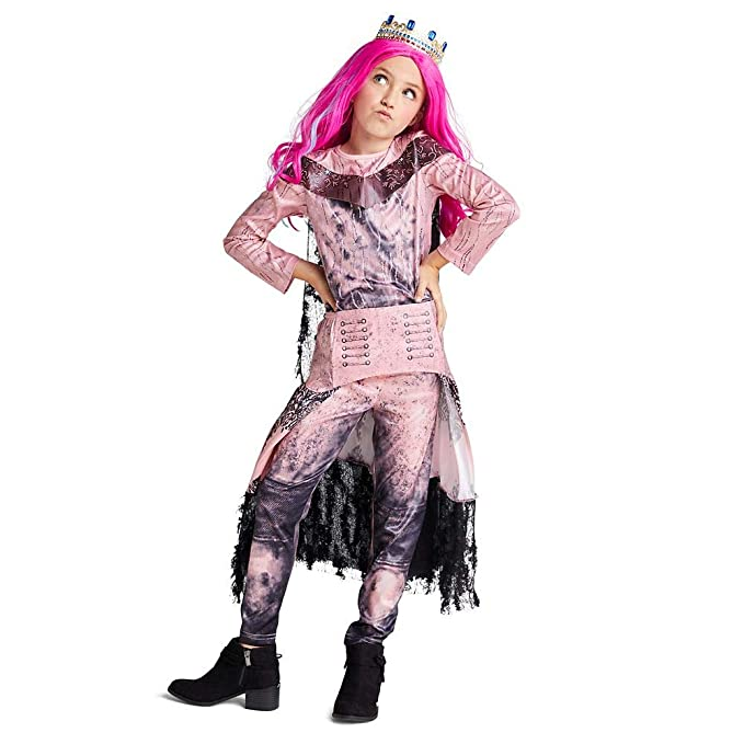Disney Audrey Costume For Kids Descendants 3 Size Multi