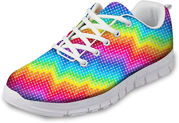 CHAQLIN Bright Color Running Shoes
