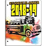 Dated Elementary Student Planner for Academic School Year 2018-2019- Jostens