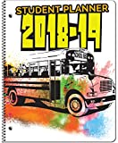 Meridian Student Planners- Elementary School Student Planner- 15 Pack