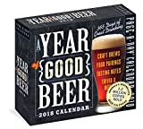 A Year of Good Beer Page-A-Day Calendar 2018