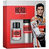 Marc Marquez Hero Set Cologne + Déodorant + Trousse de Toilette 250 ml