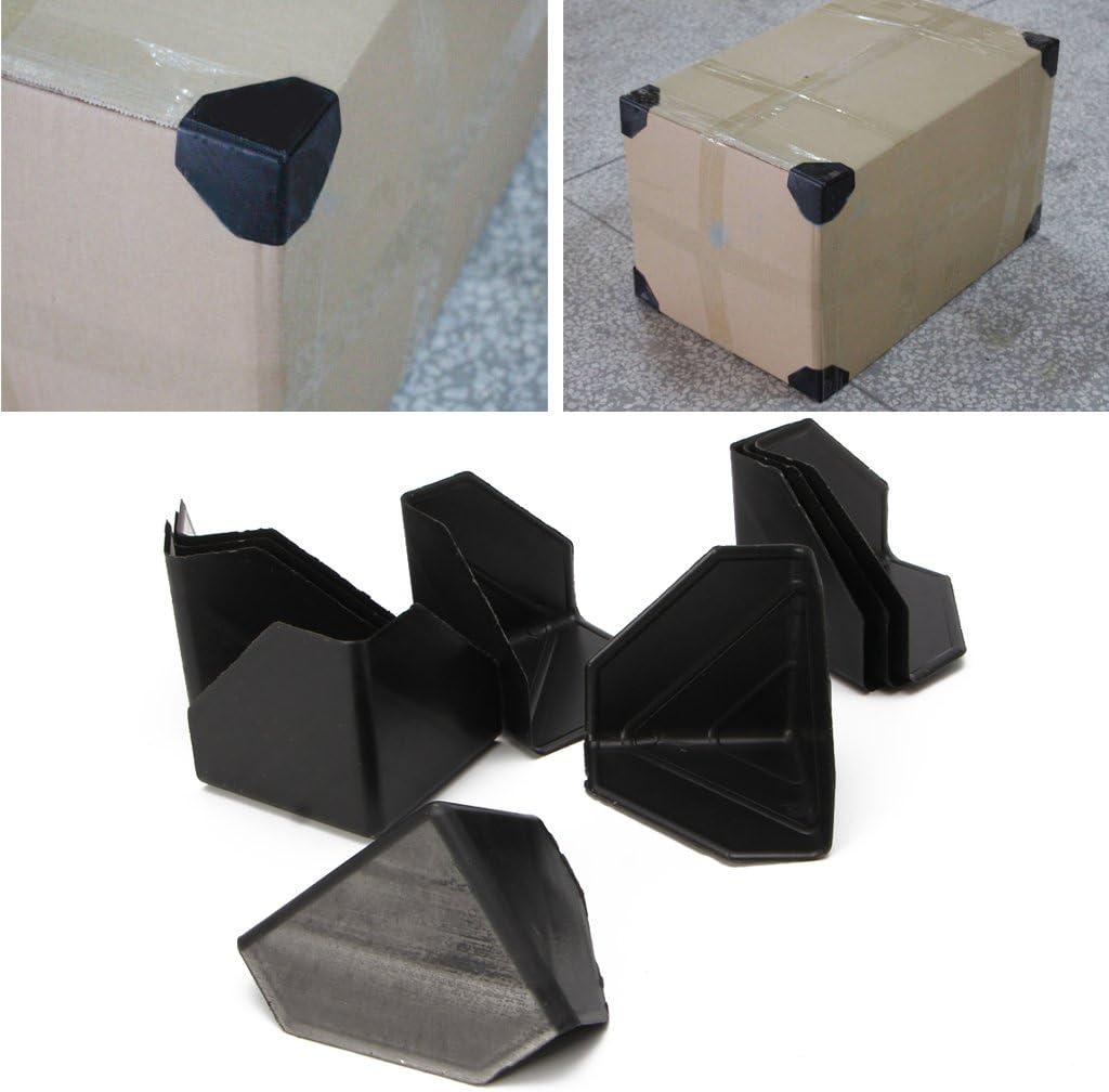 RROVE Lot de 10 Protections dangle en Plastique pour bo/îtes dexp/édition pour prot/éger Les Meubles de Valeur.