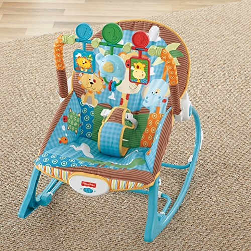 Fisher Price Infant To Toddler Rocker Jungle Fun Buy