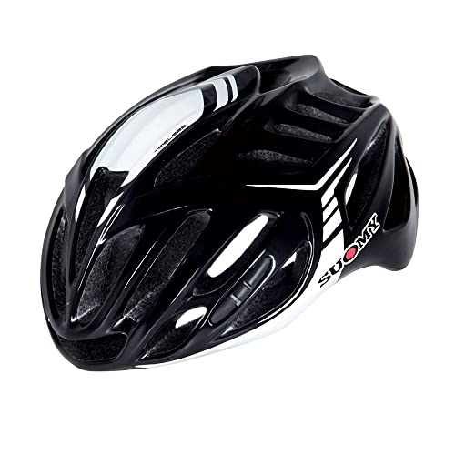 Suomy casque vélo Timeless noir/blanc taille m (Casques VTT et route)/Road Helmet Timeless Black/White Size M (VTT and Road Helmet)