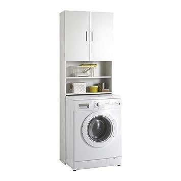 FMD Möbel L913-001 Olbia 2.0 Waschmaschinen,Trockner, WC-Überbau ...
