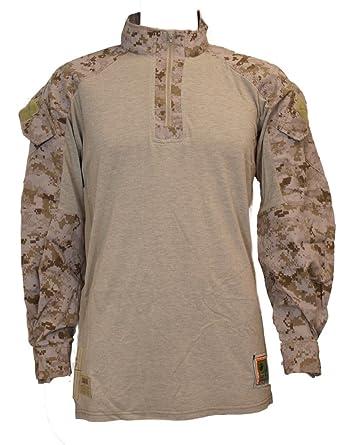 56d6c68a6319 Amazon.com  USMC Desert Marpat FROG Combat Shirt Genuine Issue ...