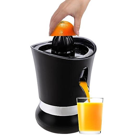 Exprimidor eléctrico exprimidor auroma mesa negro Exprimidor ...