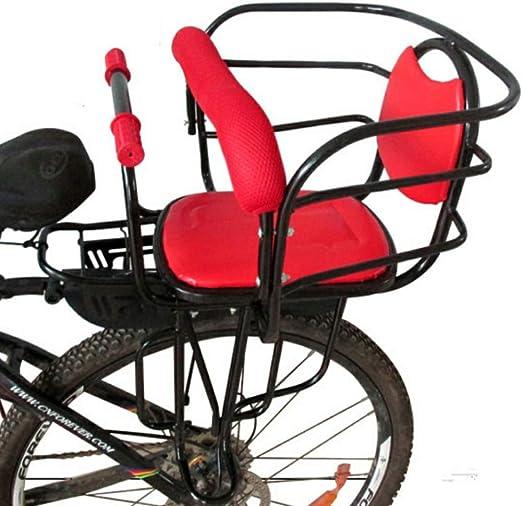 AIBAB Asiento De Seguridad para Bebé En Bicicleta Asiento Trasero ...