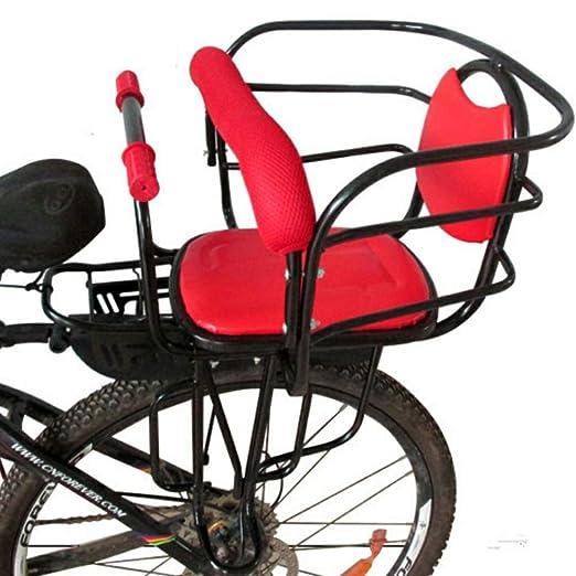 AIBAB Bebé Asiento para Asiento De En Bicicleta Seguridad Pw8nk0O