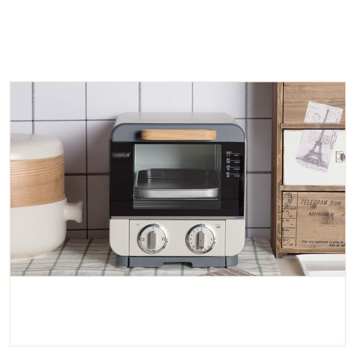 -オーブントースター オーブン家庭用ベーキングオーブン多機能オーブンフルオートミニトースター小型オーブン  ミニオーブン KDJHP B07QWD4NHG  -