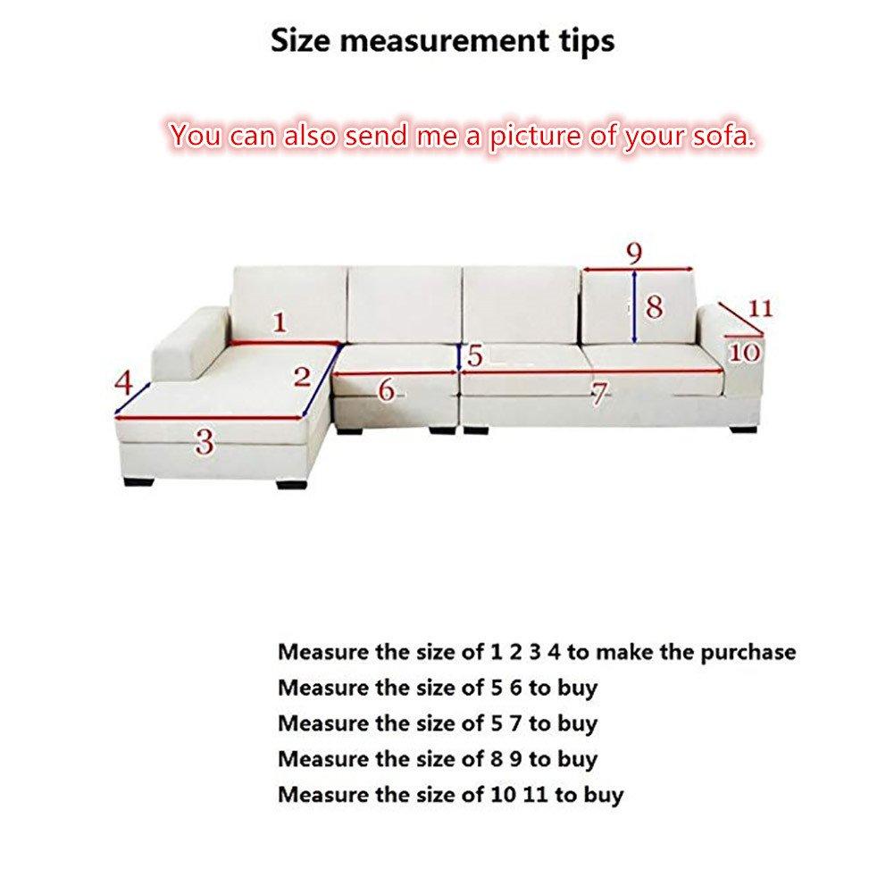Xianw Sofabezug ausgestattet Sofa mBel mBel mBel Protector Jacquard Stretch-Anti-Falten-Slip-F 90x120cm(35x47inch) B07KF3JHQJ Sofa-überwürfe 187d32