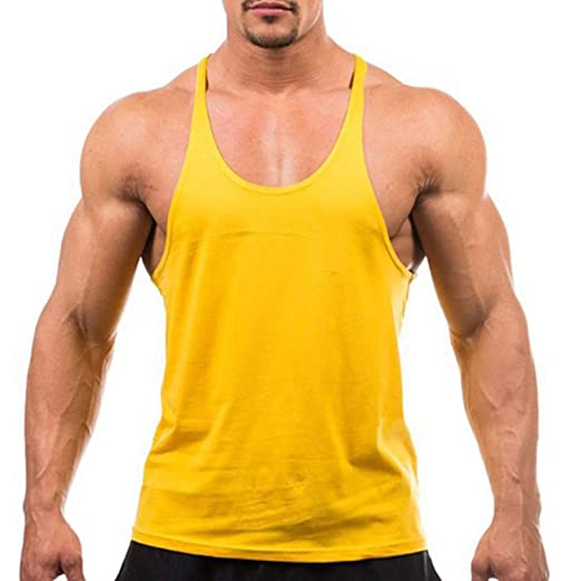 Neu werden Wählen Sie für authentisch High Fashion Colorful-cookie-vest Men Stringer Tank Top Fitness Singlet ...