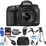 Canon EOS 7D Mark II Digital SLR Camera with 18-135mm IS USM Lens [International Version] (Pro Bundle)